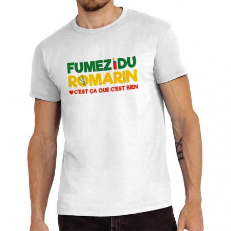 "Tee-shirt homme ""Fumez du..."