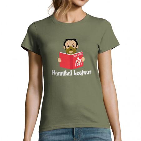 """T-shirt femme """"Hannibal..."""