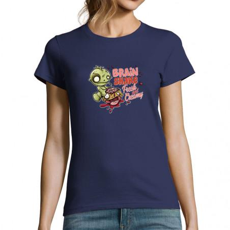 """T-shirt femme """"Brain Shake"""""""