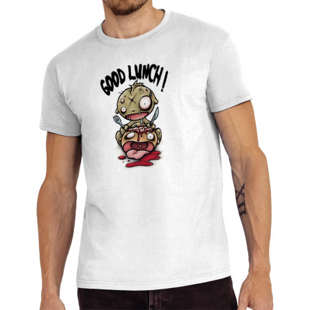 "Tee-shirt homme ""Good Lunch"""