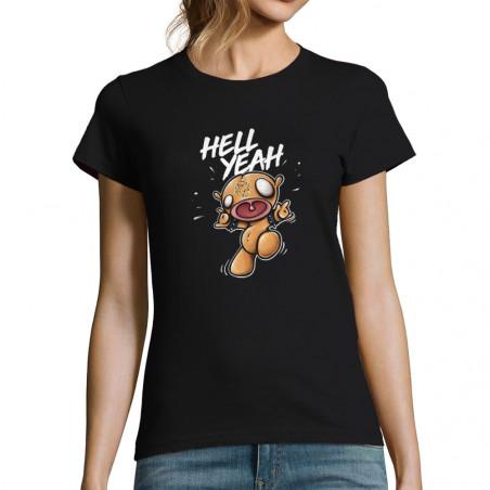"""T-shirt femme """"Hell Yeah"""""""