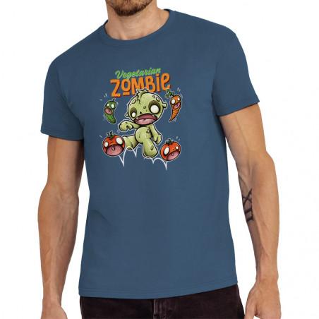 "Tee-shirt homme ""Vegetarian..."