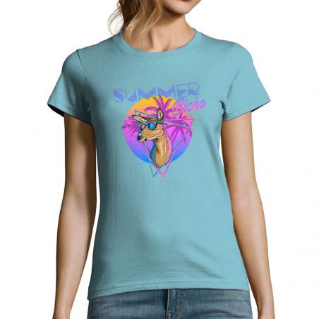 """T-shirt femme """"Summer Biche"""""""