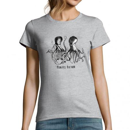 """T-shirt femme """"Poulpes..."""