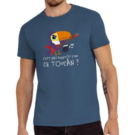 "Tee-shirt homme ""Fini ce..."