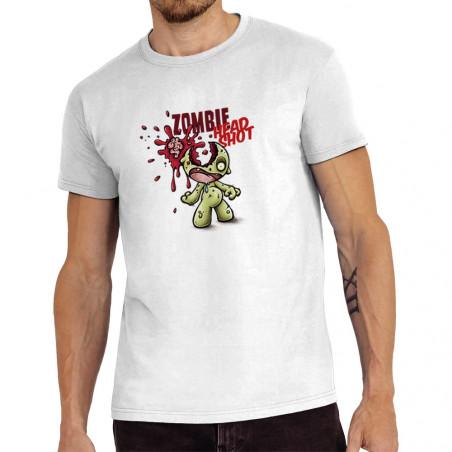 "Tee-shirt homme ""Head Shot"""