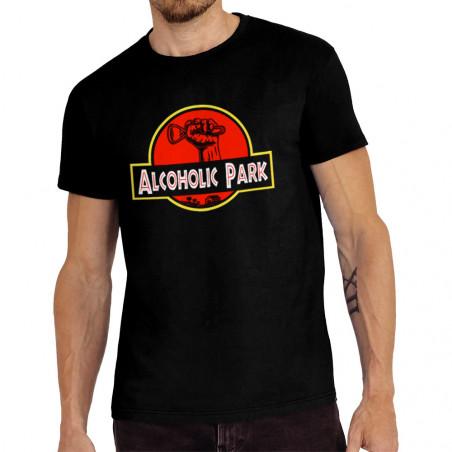 "Tee-shirt homme ""Alcoholic..."