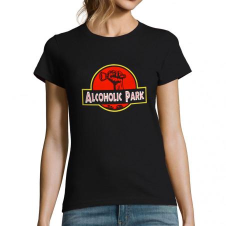"""T-shirt femme """"Alcoholic Park"""""""