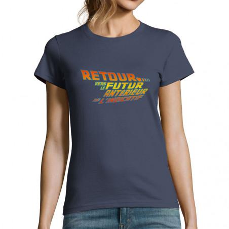 """T-shirt femme """"Futur..."""
