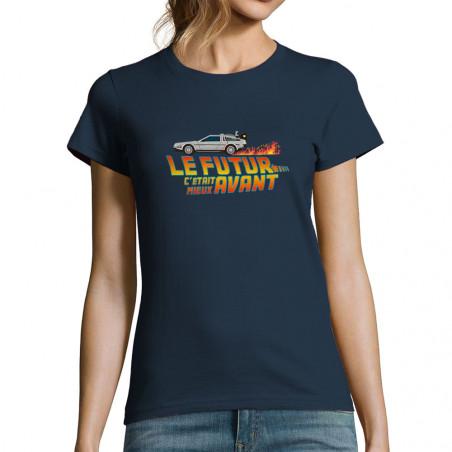 """T-shirt femme """"Le futut..."""