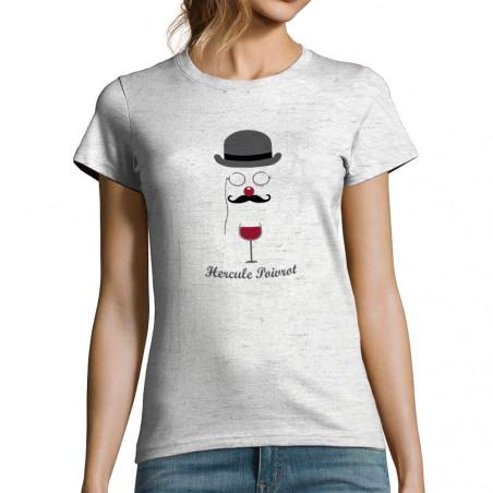"T-shirt femme ""Hercule..."