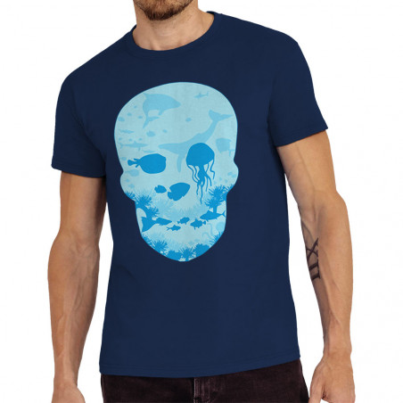 "Tee-shirt homme ""Sea Skull"""