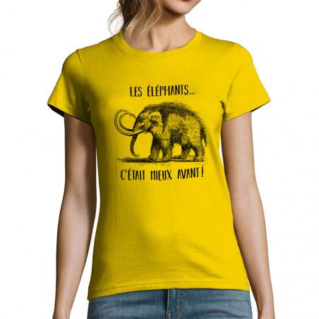 """T-shirt femme """"Les..."""