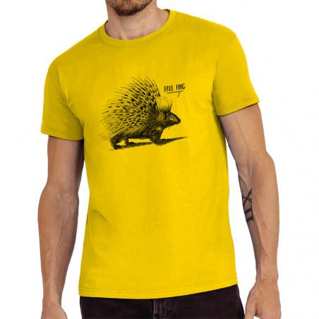 "Tee-shirt homme ""Free Hug"""