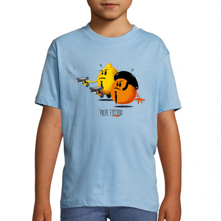 "Tee-shirt enfant ""Pulpe..."