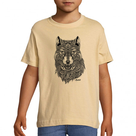 "Tee-shirt enfant ""Bad River..."