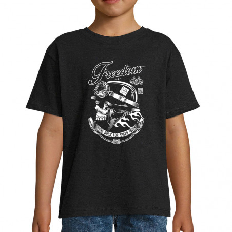 "Tee-shirt enfant ""Copper..."