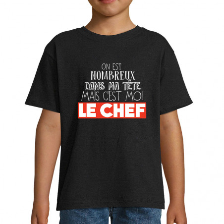 "Tee-shirt enfant ""Mais..."