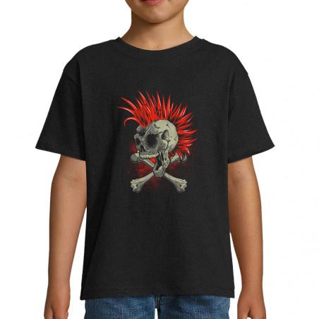"""Tee-shirt enfant """"Iroskull"""""""