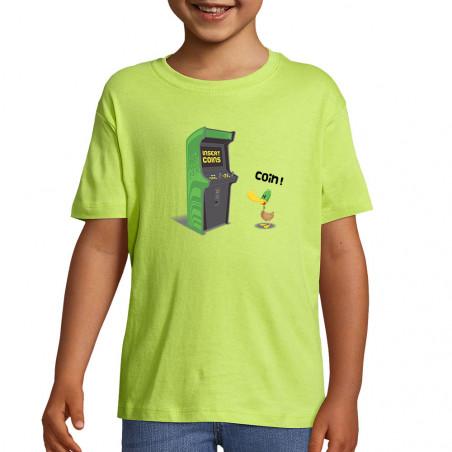 "Tee-shirt enfant ""Insert..."