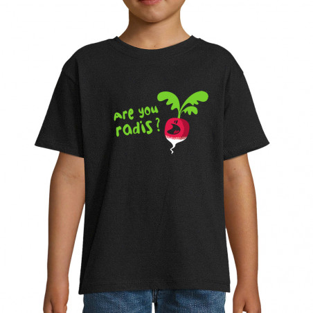 "Tee-shirt enfant ""Are You..."