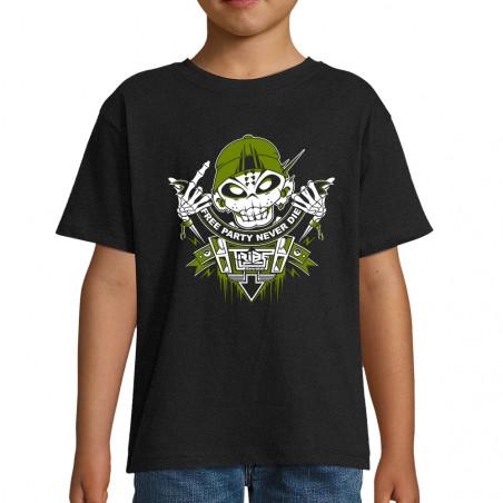 "Tee-shirt enfant ""Free..."