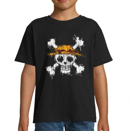 """Tee-shirt enfant """"One Skull"""""""