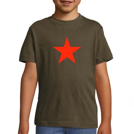 "Tee-shirt enfant ""Etoile..."