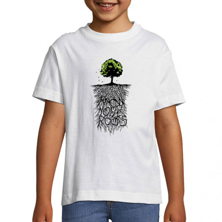 """Tee-shirt enfant """"Know Your..."""