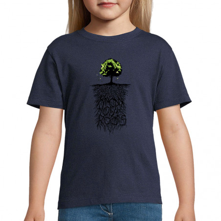 "Tee-shirt enfant ""Know Your..."