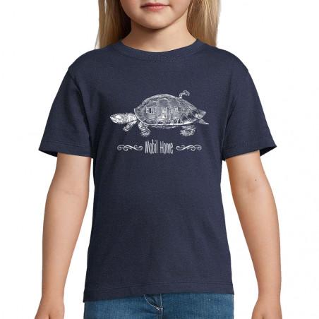 "Tee-shirt enfant ""Mobil Home"""