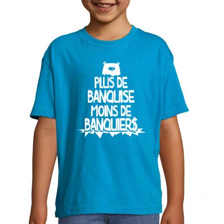 """Tee-shirt enfant """"Plus de..."""