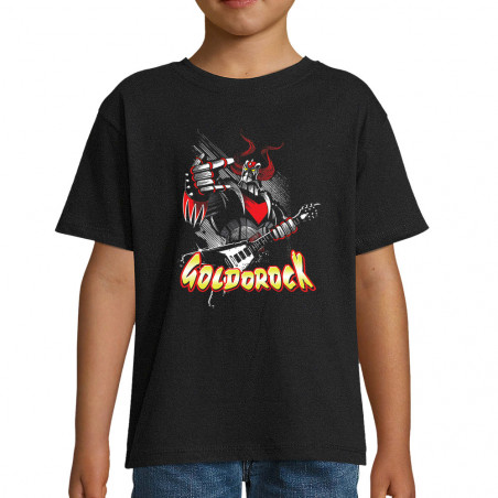 "Tee-shirt enfant ""Goldorock"""