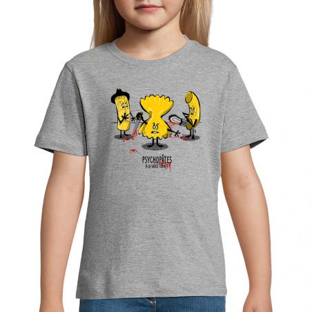 """Tee-shirt enfant """"Psychopâtes"""""""