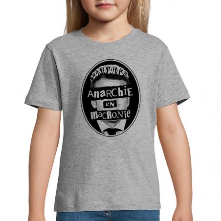 "Tee-shirt enfant ""Anarchie..."