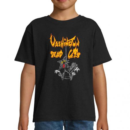 "Tee-shirt enfant ""WDC -..."