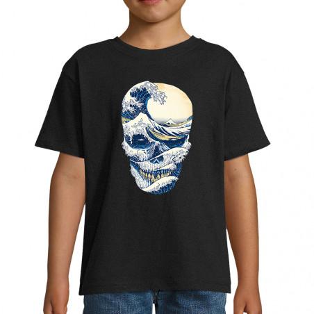 "Tee-shirt enfant ""Hokusai..."