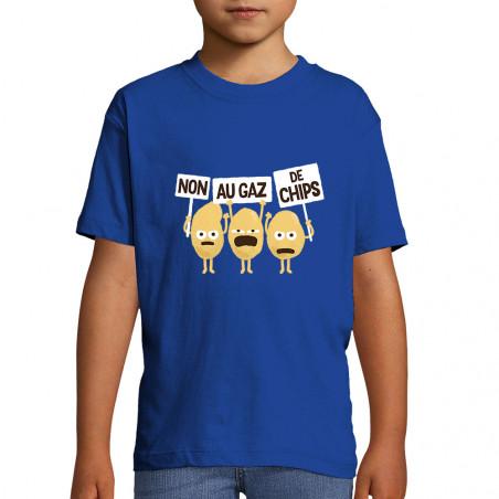"Tee-shirt enfant ""Non au..."