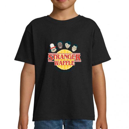 """Tee-shirt enfant """"Stranger..."""