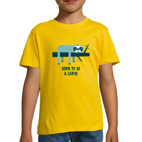 "Tee-shirt enfant ""Born to..."