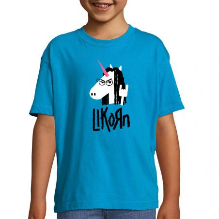 "Tee-shirt enfant ""Likorn"""
