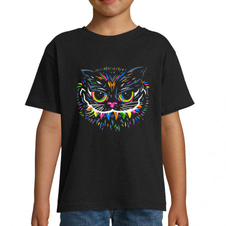 "Tee-shirt enfant ""Chat du..."