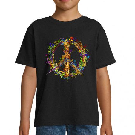 """Tee-shirt enfant """"Peace 3000"""""""