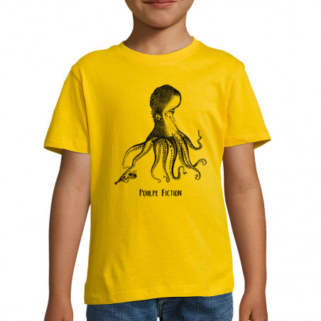 "Tee-shirt enfant ""Poulpe..."