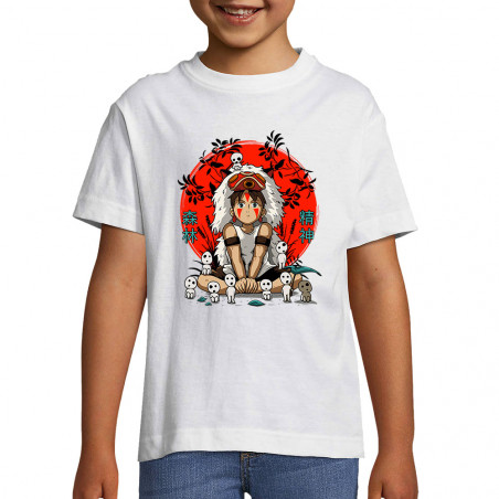 "Tee-shirt enfant ""Forest..."