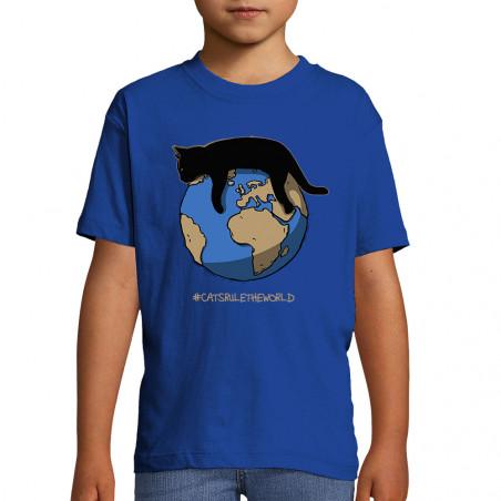 "Tee-shirt enfant ""Maitres..."