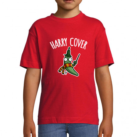 "Tee-shirt enfant ""Harry Cover"""