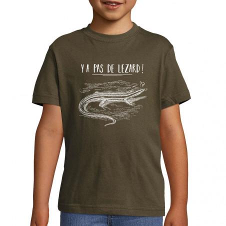 "Tee-shirt enfant ""Y a pas..."