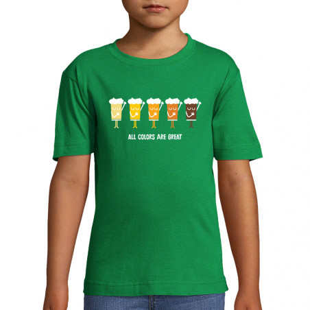 "Tee-shirt enfant ""All..."