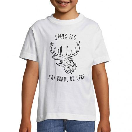 """Tee-shirt enfant """"J'ai..."""